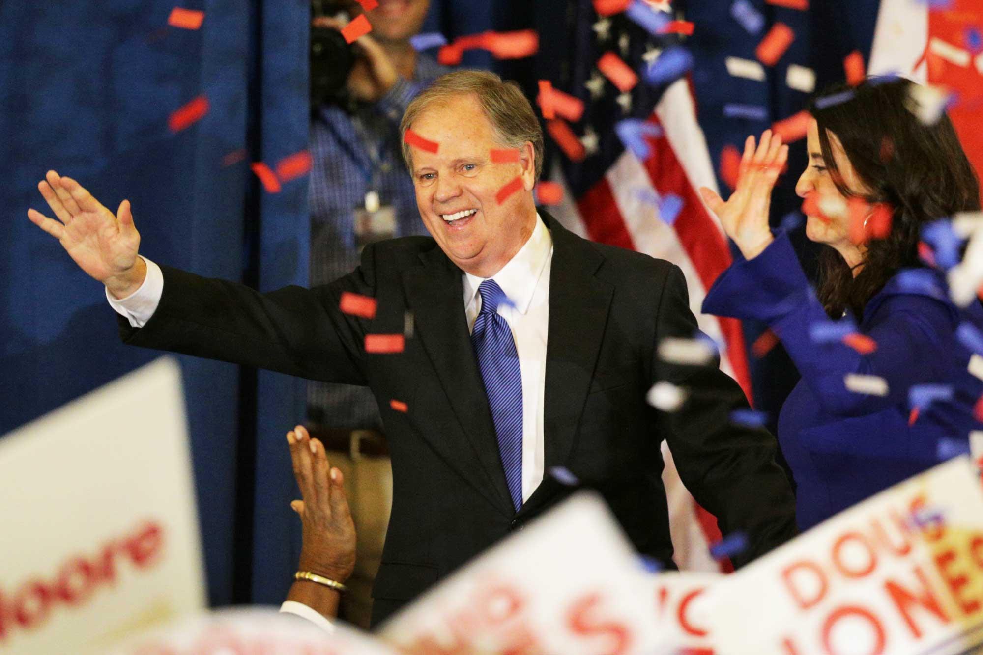 Top Senate races in 2020 election include Alabama, Arizona, Colorado