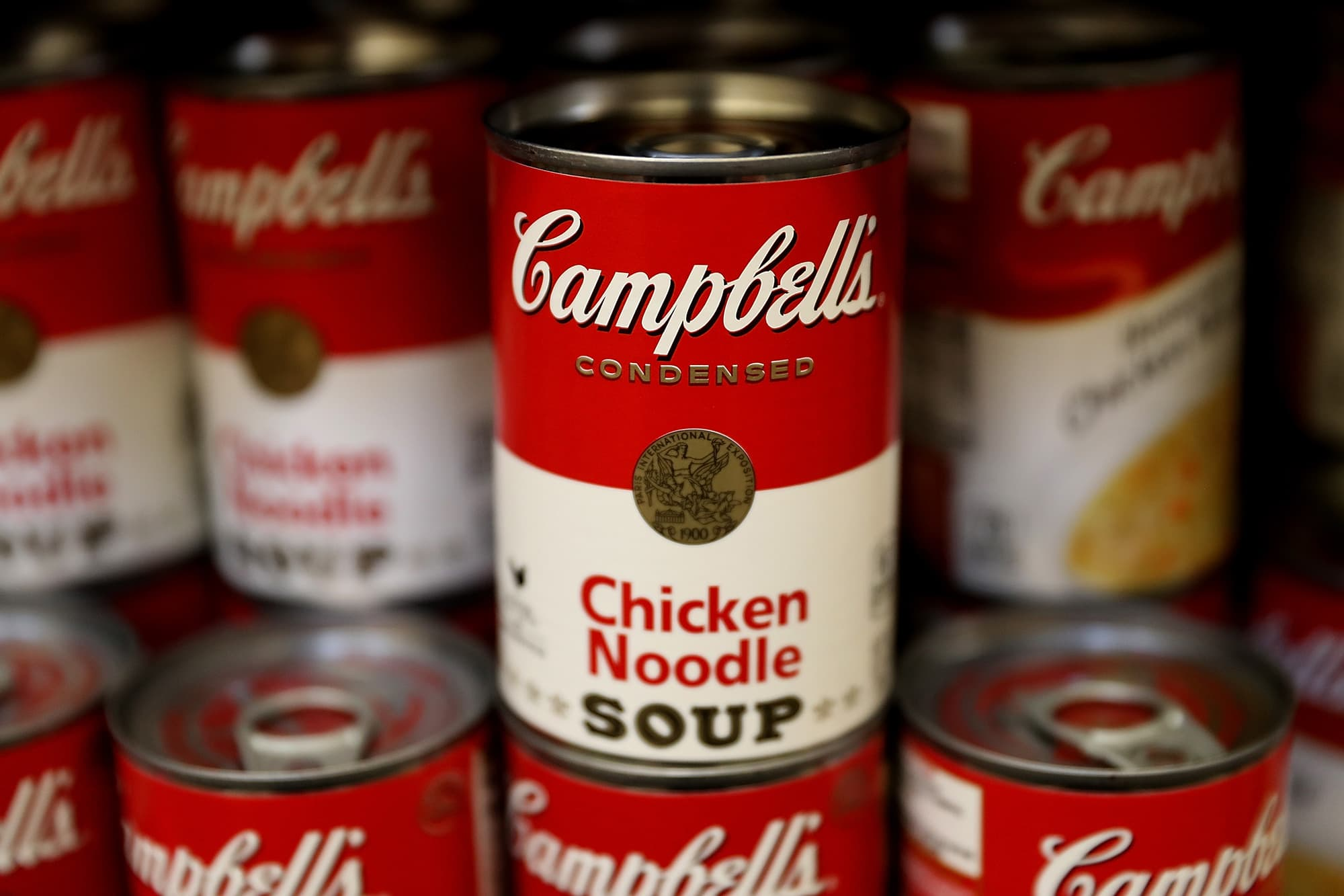 Campbell taps Goldman to examine sales of businesses to pay