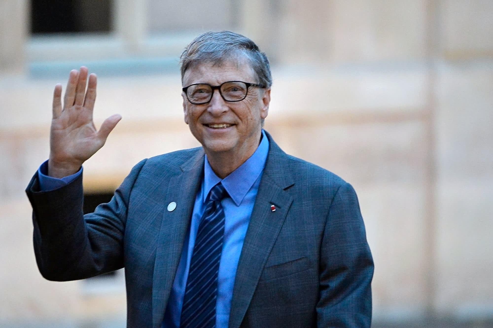 Verschwörungstheorie Bill Gates