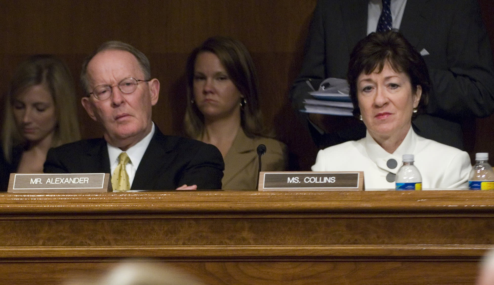 Two key Republican senators reveal how they'll vote on Trump impeachment witnesses
