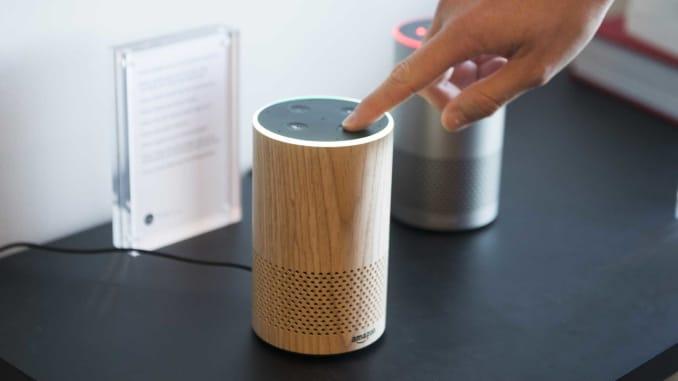 GP: Amazon Echo device Alexa 170927