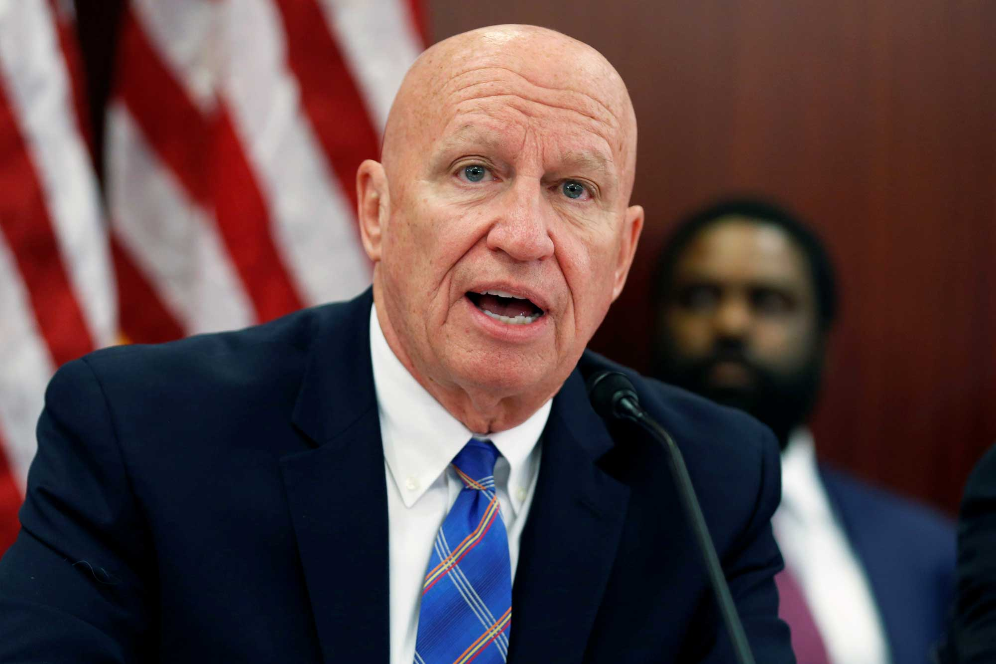 Texas Rep. Kevin Brady Tests Positive for Coronavirus