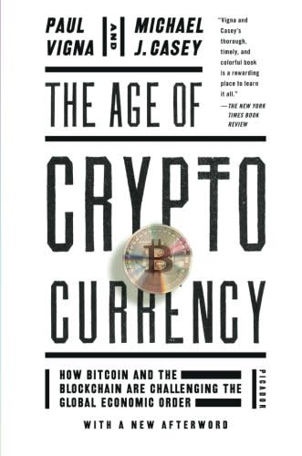 One time use: The Age of Cryptocurrency cover