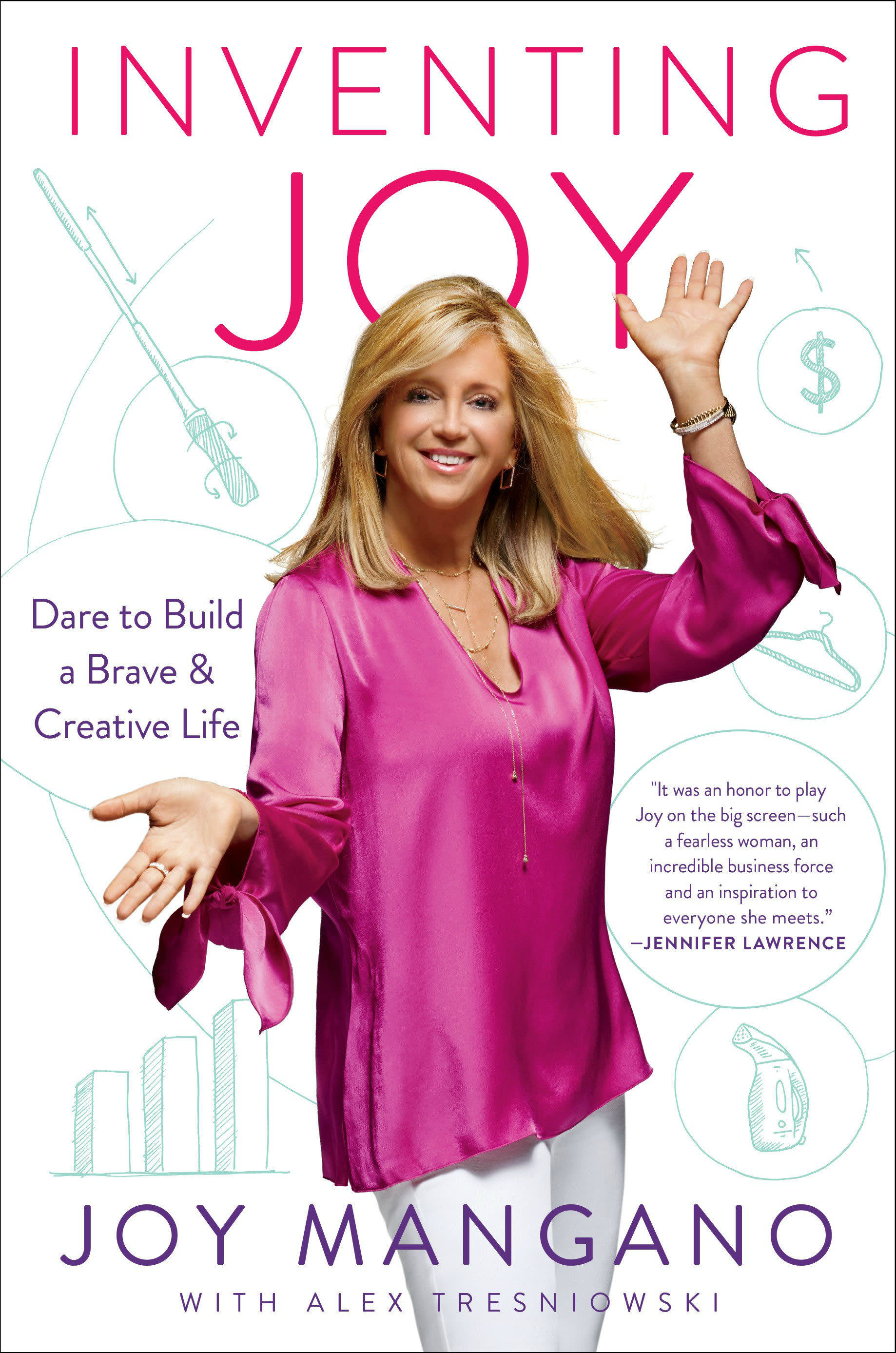 inventing joy book cover