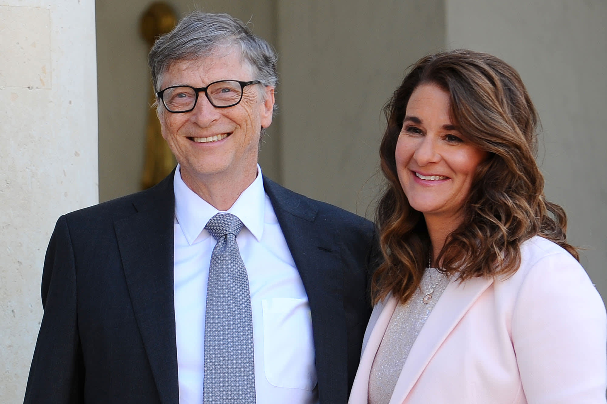 Bill Gates And Melinda Gates Are Splitting Up