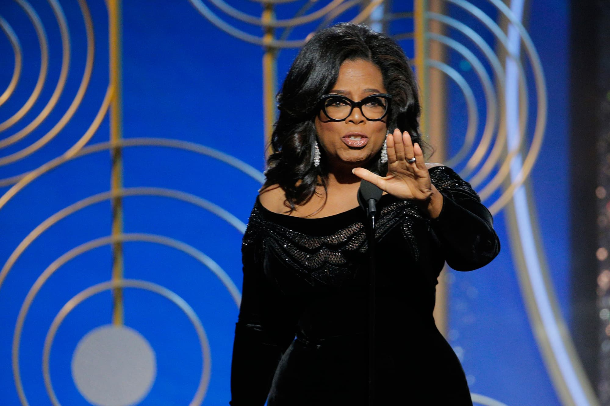 Oprah Winfrey online dating