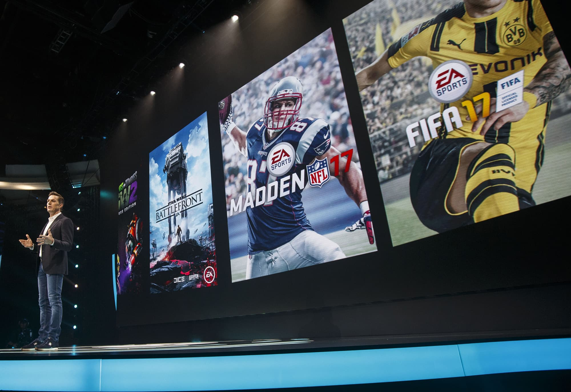 EA Q3 2019 earnings