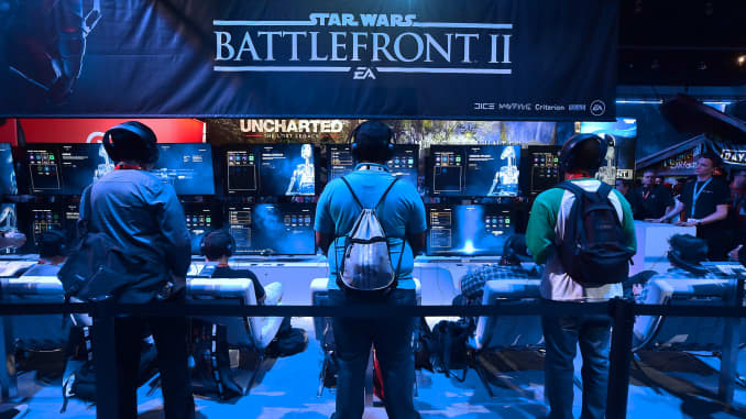 Electronic Arts to outperform in 2018 despite gamer outcry