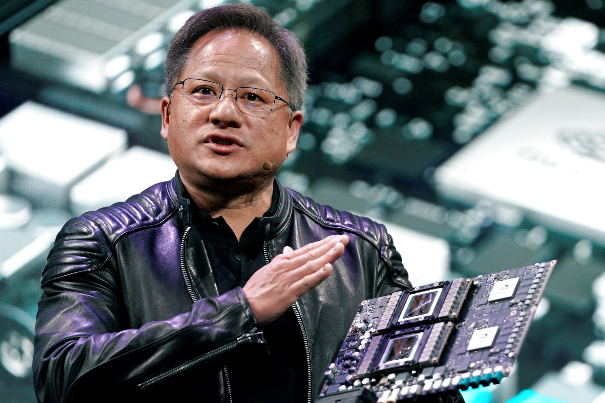 Nvidia to buy Arm Holdings from SoftBank for $40 billion – CNBC