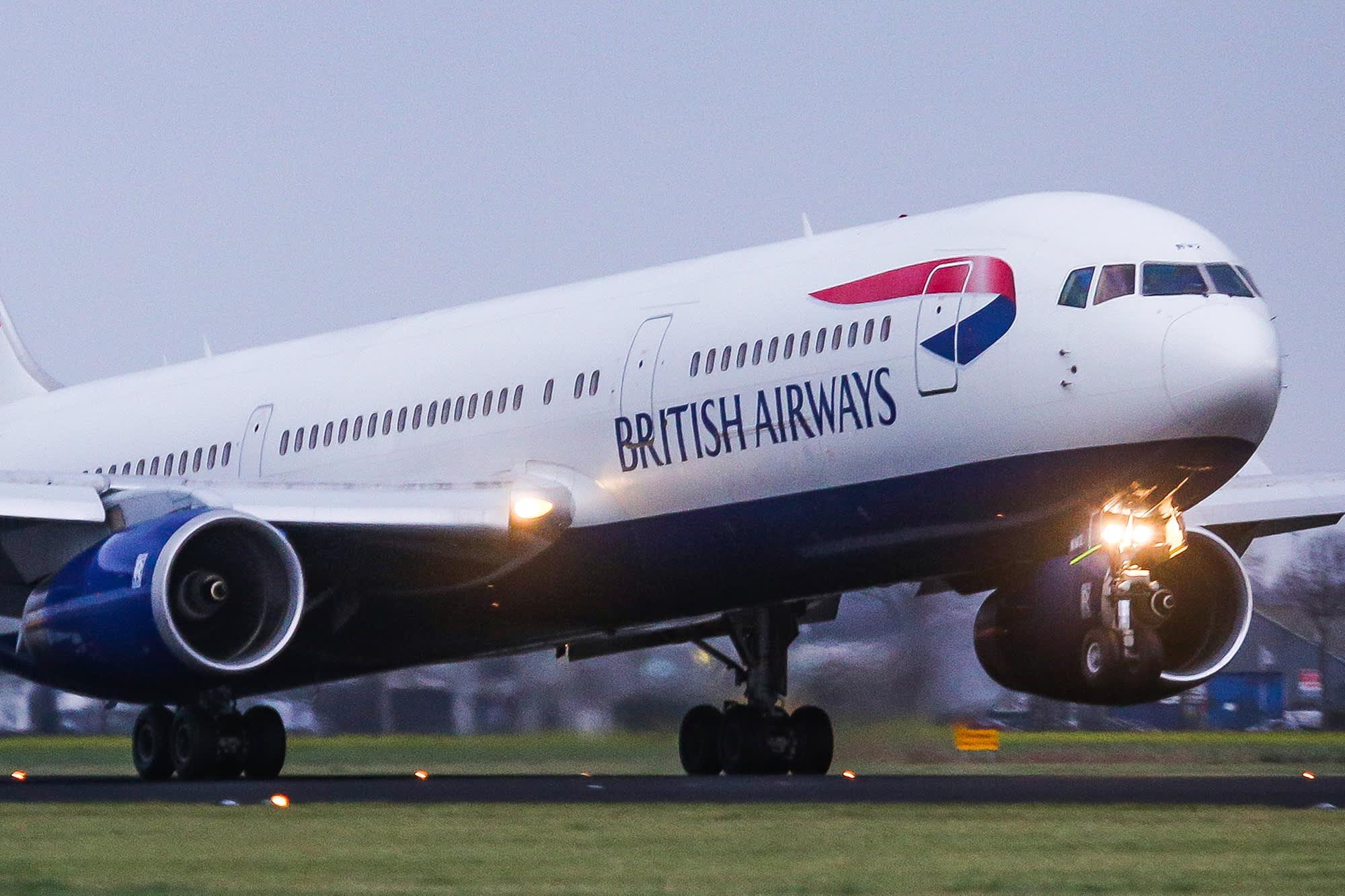 British Airways investigating customer data breach