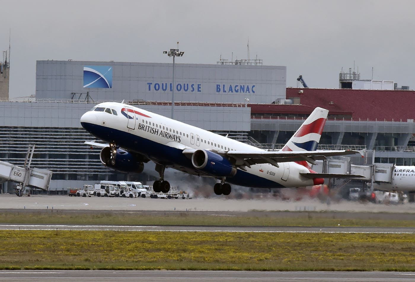 In an unfortunate mix-up, British Airways plane lands in Scotland, not Germany