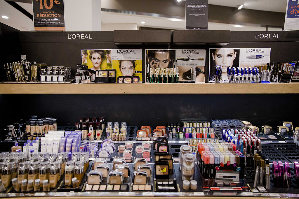 Chinese demand boosts L'Oreal cosmetics sales