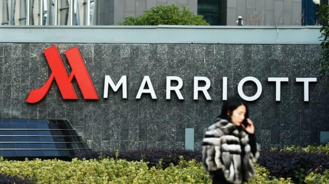 Marriott accused of deceptive 'drip pricing' by Washington, D C