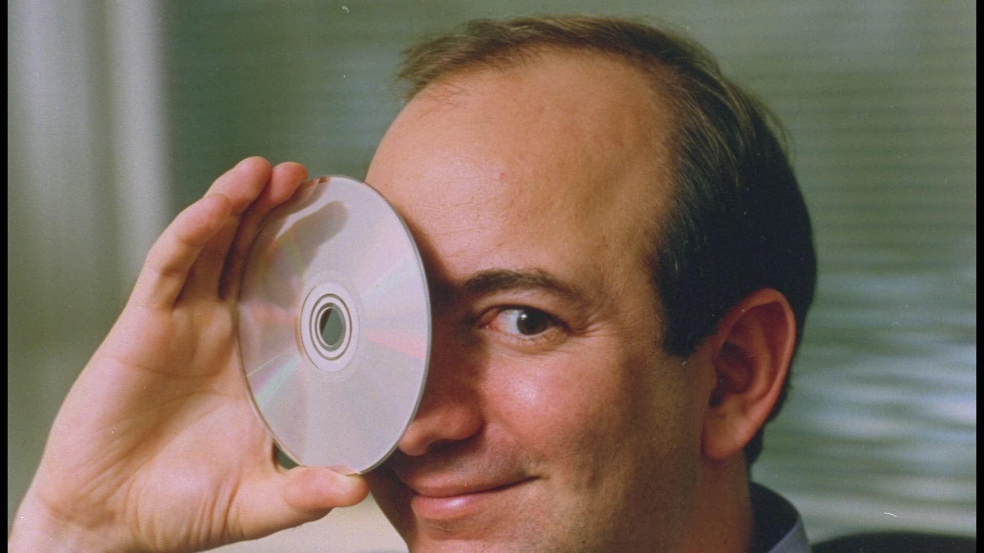 Jeff Bezos, CEO and founder of Amazon.com in 1999