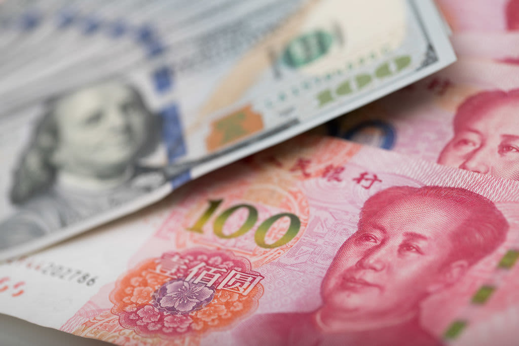China fixes its daily yuan midpoint at 7.0312 — stronger than expected