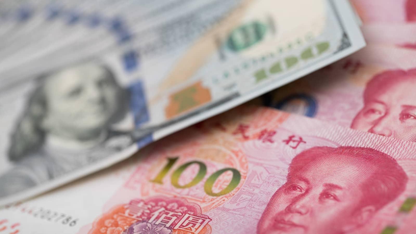 Us China Trade War May Push Yuan 10