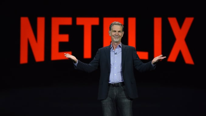 Netflix cost-plus model for TV shows gives it a huge revenue