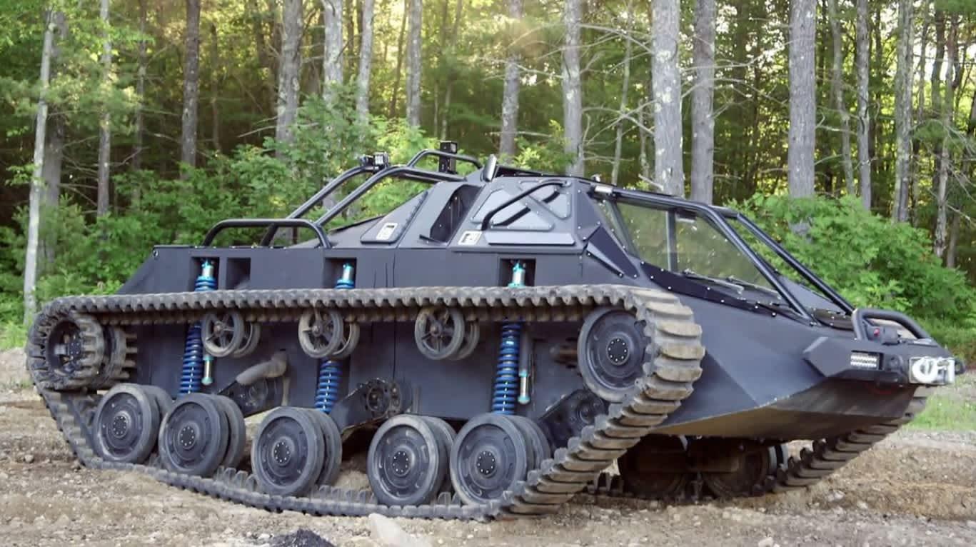 Ripsaw Ev2 For Sale >> Billionaires Are Spending Millions On Luxury Tanks