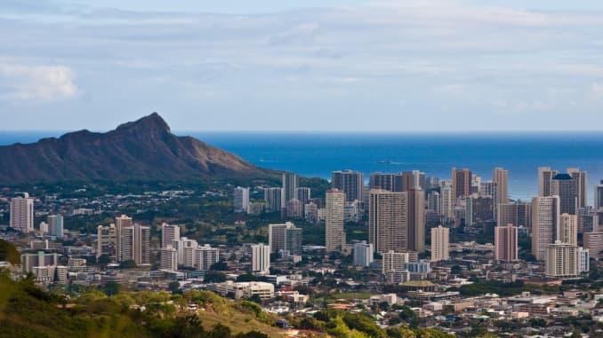 Premium: Honolulu, Hawaii