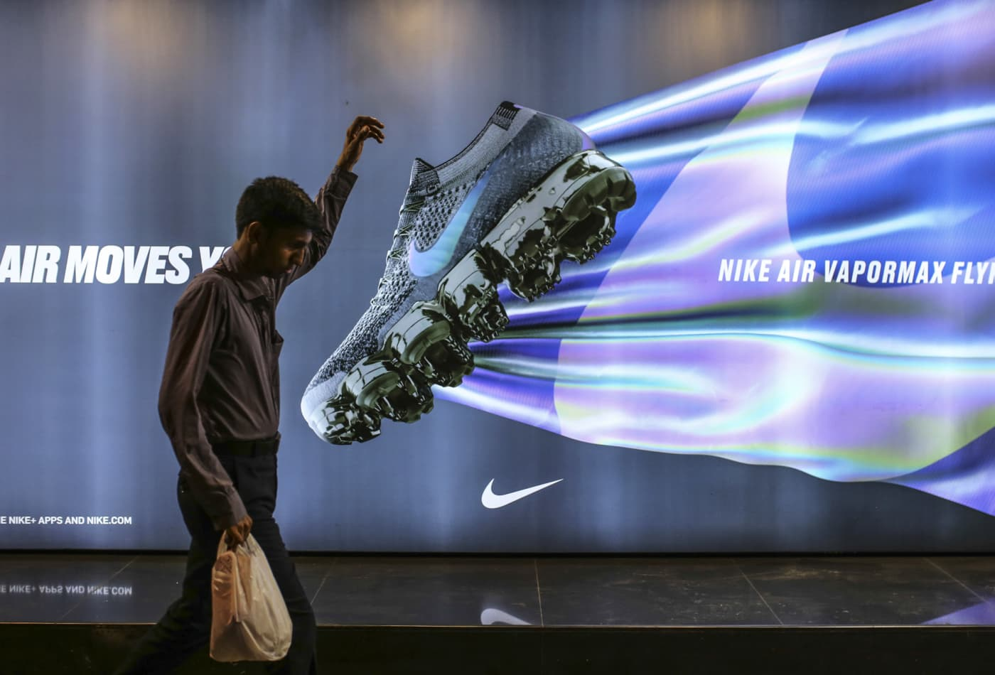 Nike announces leadership shuffle under new CEO