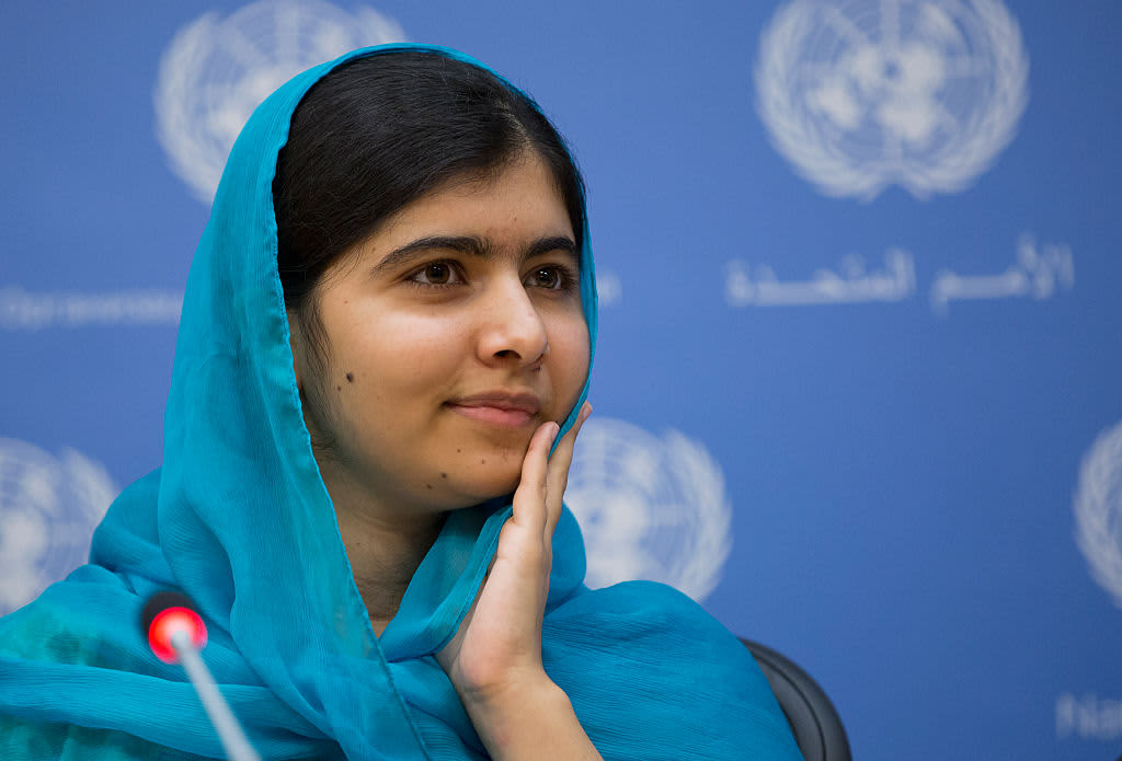 How Nobel Peace Prize Laureate Malala Yousafzai Embraced