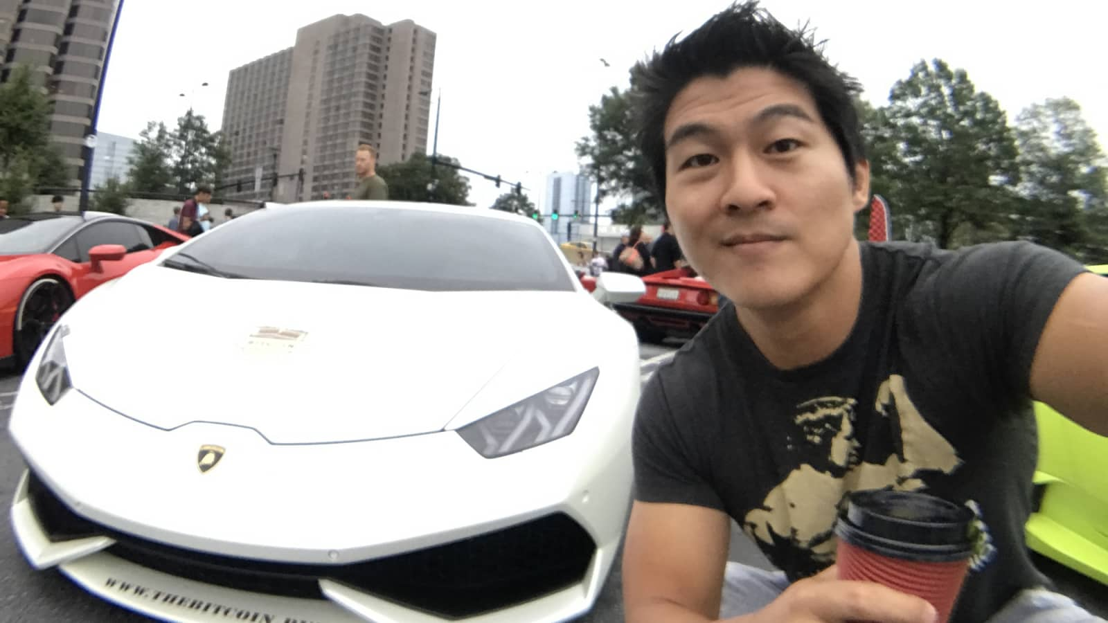 Bitcoin Millionaires Are Buying Lamborghinis With Cryptocurrency