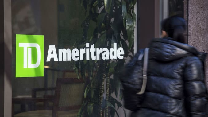 TD Ameritrade bets on a new cryptocurrency exchange