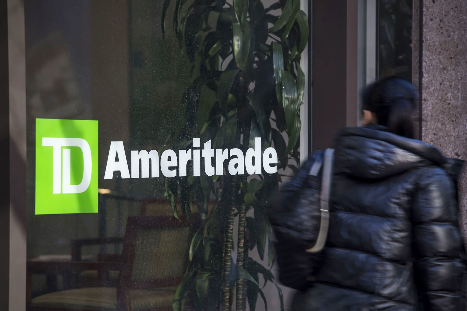 does td ameritrade trade cryptocurrency