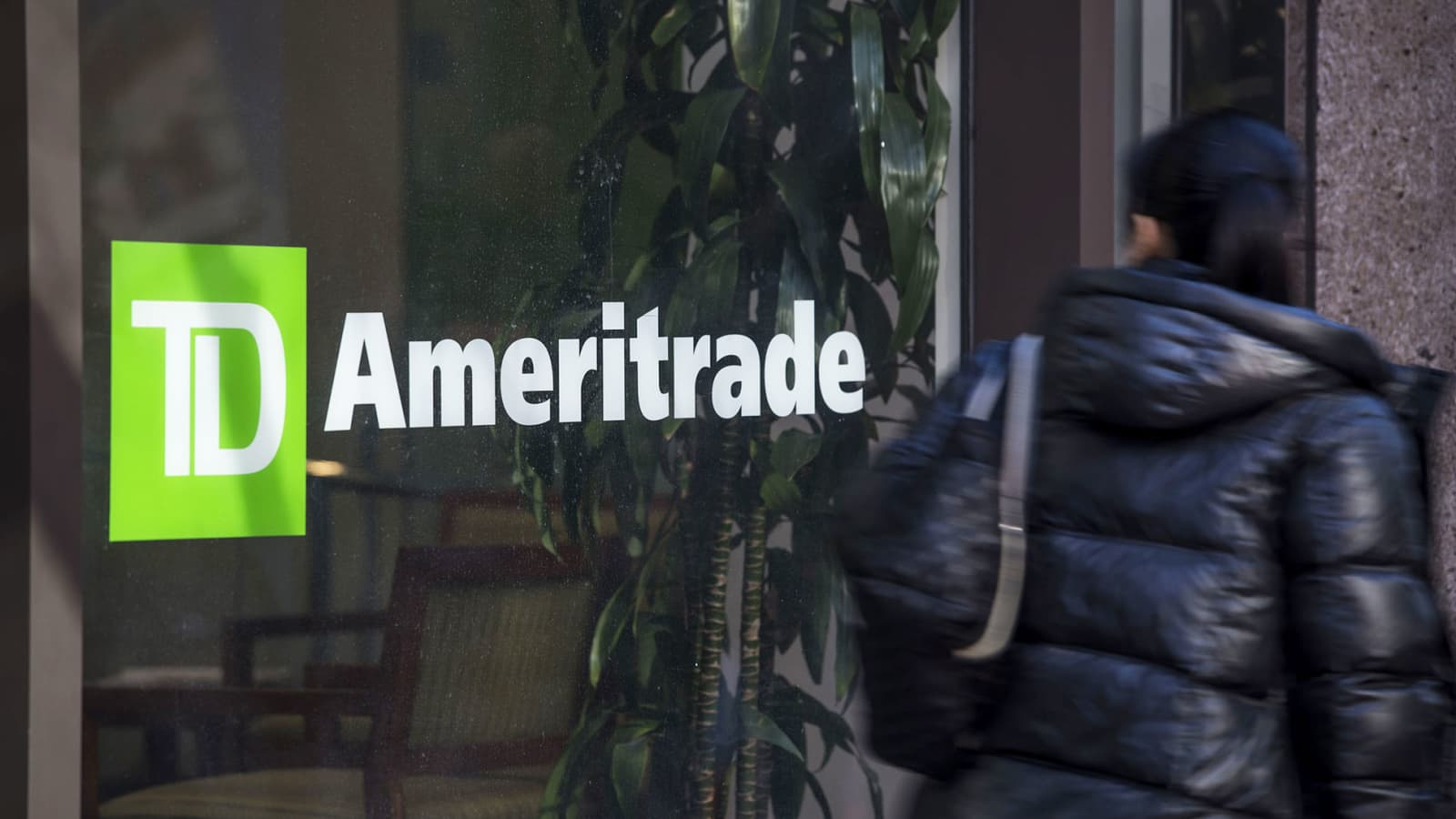 are cryptocurrency td ameride trade)