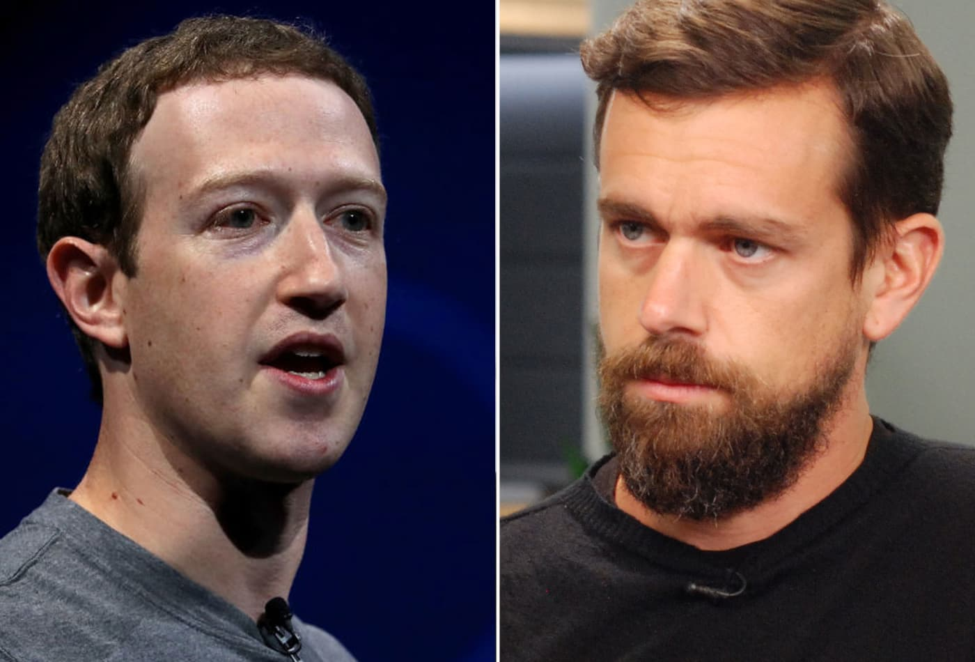 Mark Zuckerberg vs. Jack Dorsey is the most interesting battle in Silicon Valley