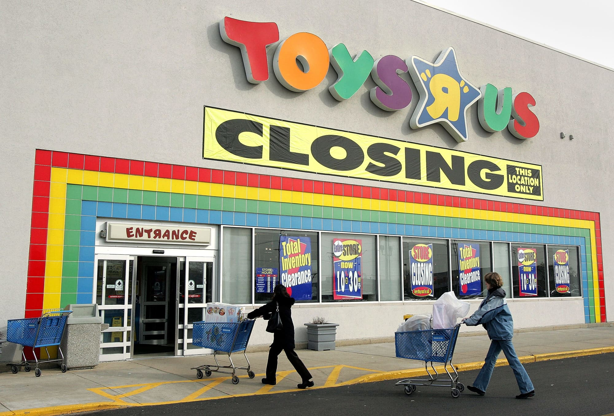 Bed Bath Beyond Offers To Buy Old Toys R Us Gift Cards