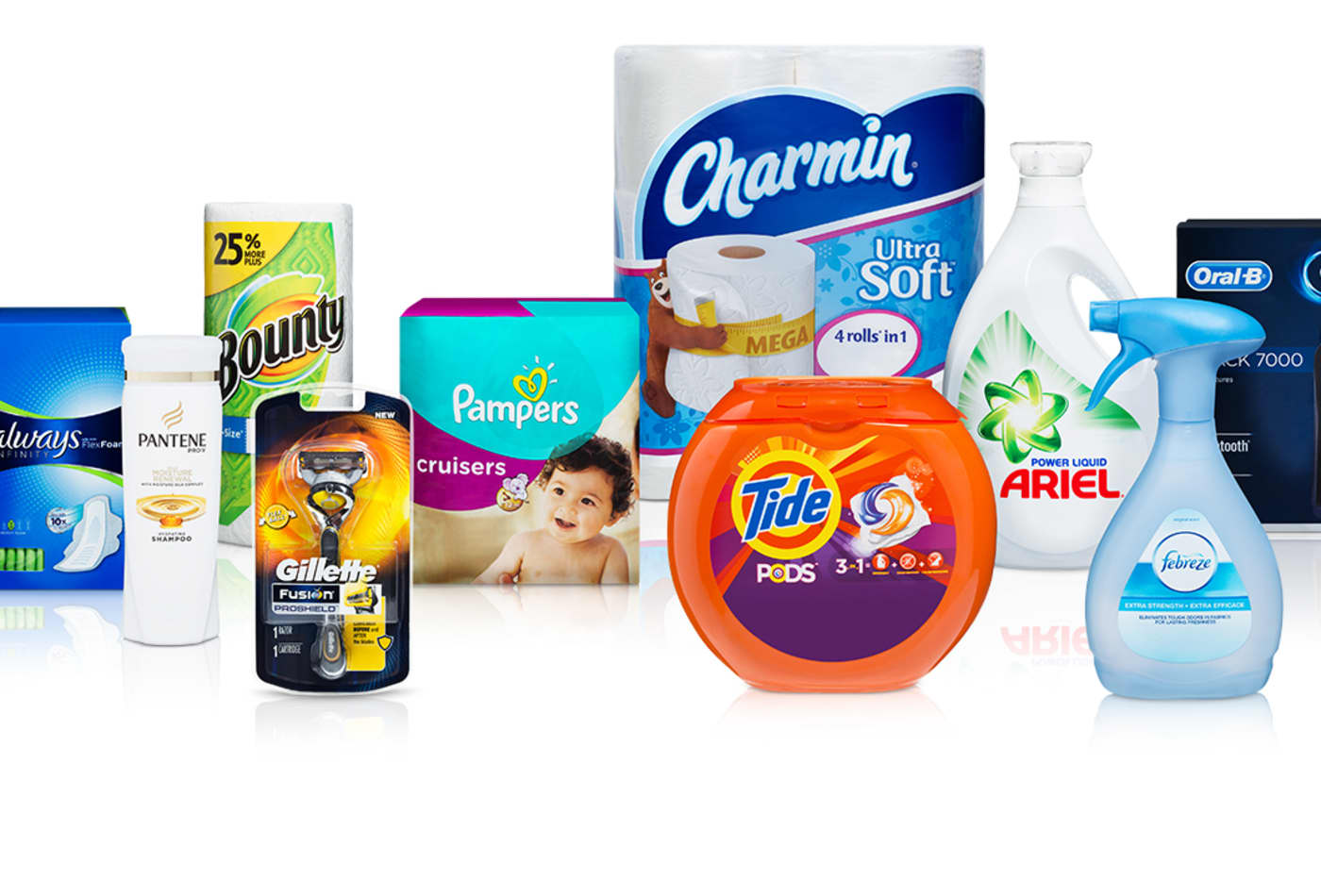 Procter & Gamble saves $750 million on advertising, reduces