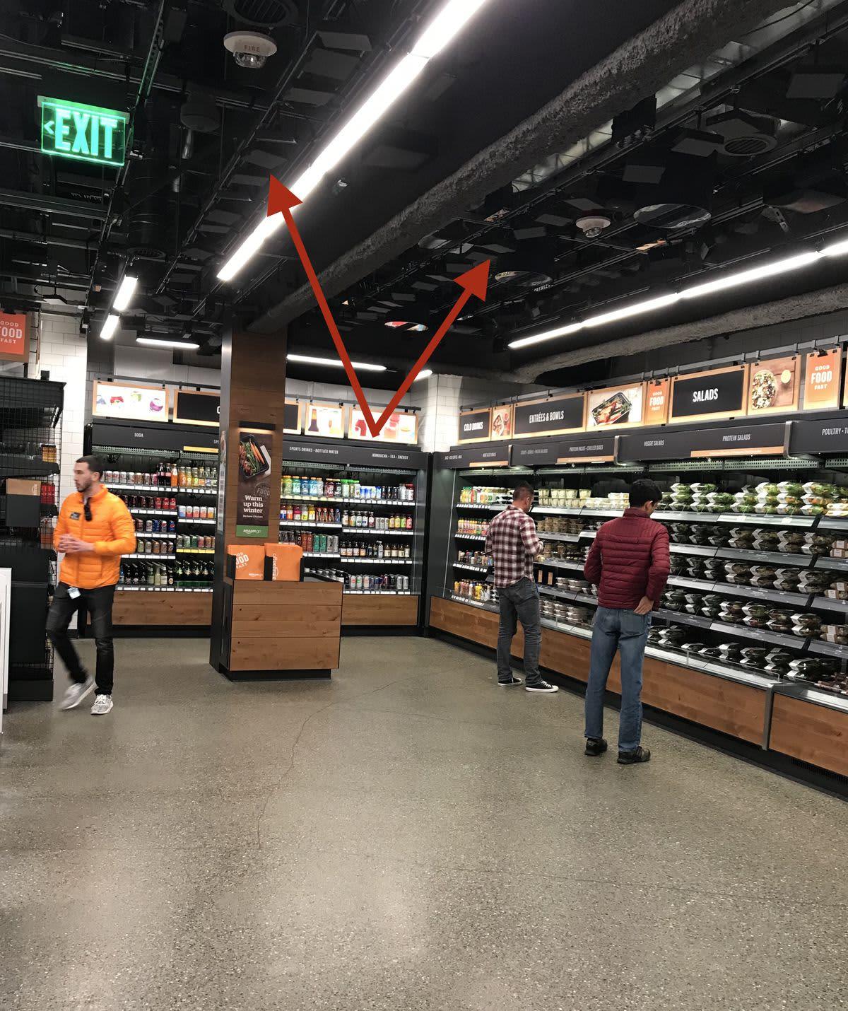 Recode: Amazon Go Store 8