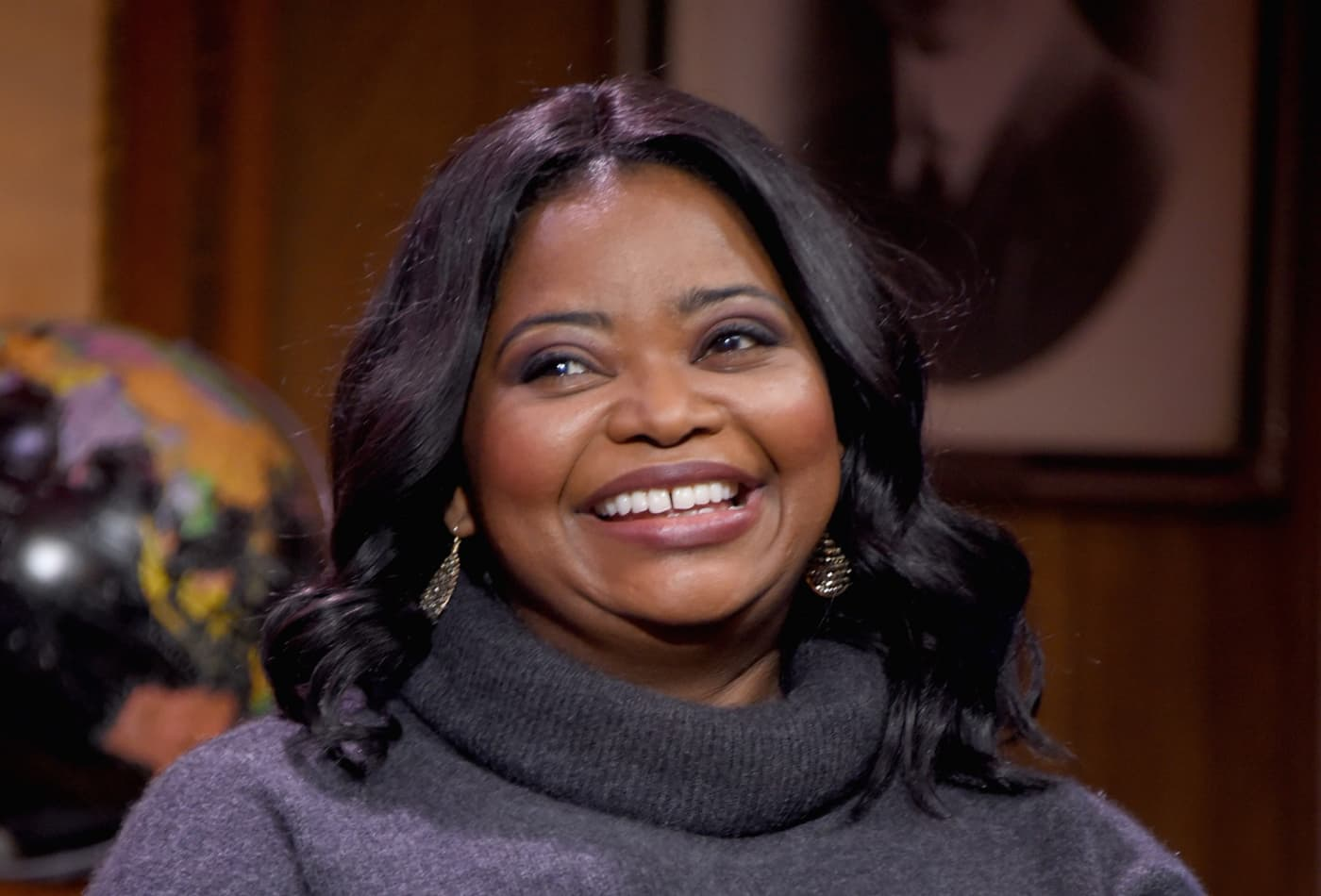 Octavia Spencer: Jessica Chastain helped me get 5 times my ...Octavia Spencer The Help
