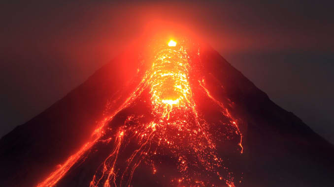 Image result for philippines volcano""