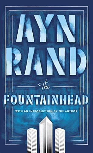 One time use: The Fountainhead cover