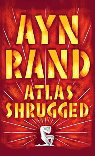 One time use: Atlas Shrugged