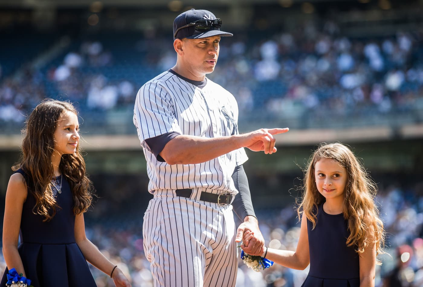 A key money lesson Alex Rodriguez taught his kids has 'doubled their money, for sure'
