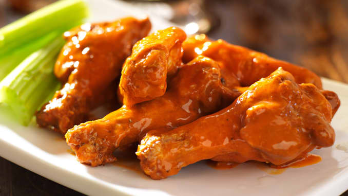 Celebrate Wings Lasagna And Cheesecake With These
