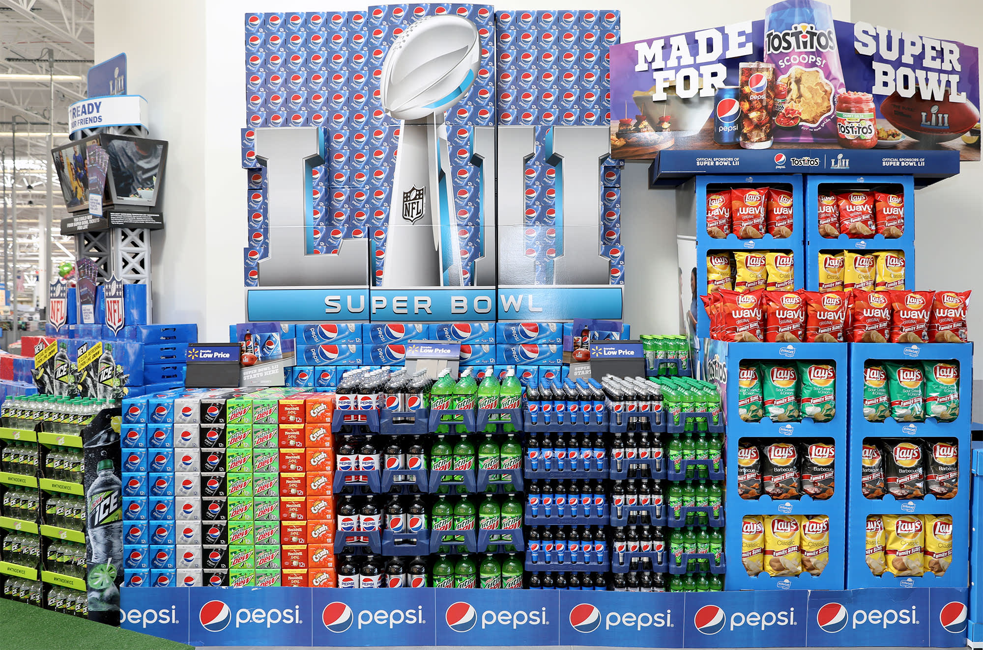 7ba7119914188d PepsiCo has been training for the Super Bowl for six months