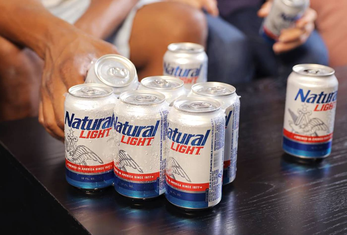 Natty Light is giving away $1,000,000 to help grads pay off
