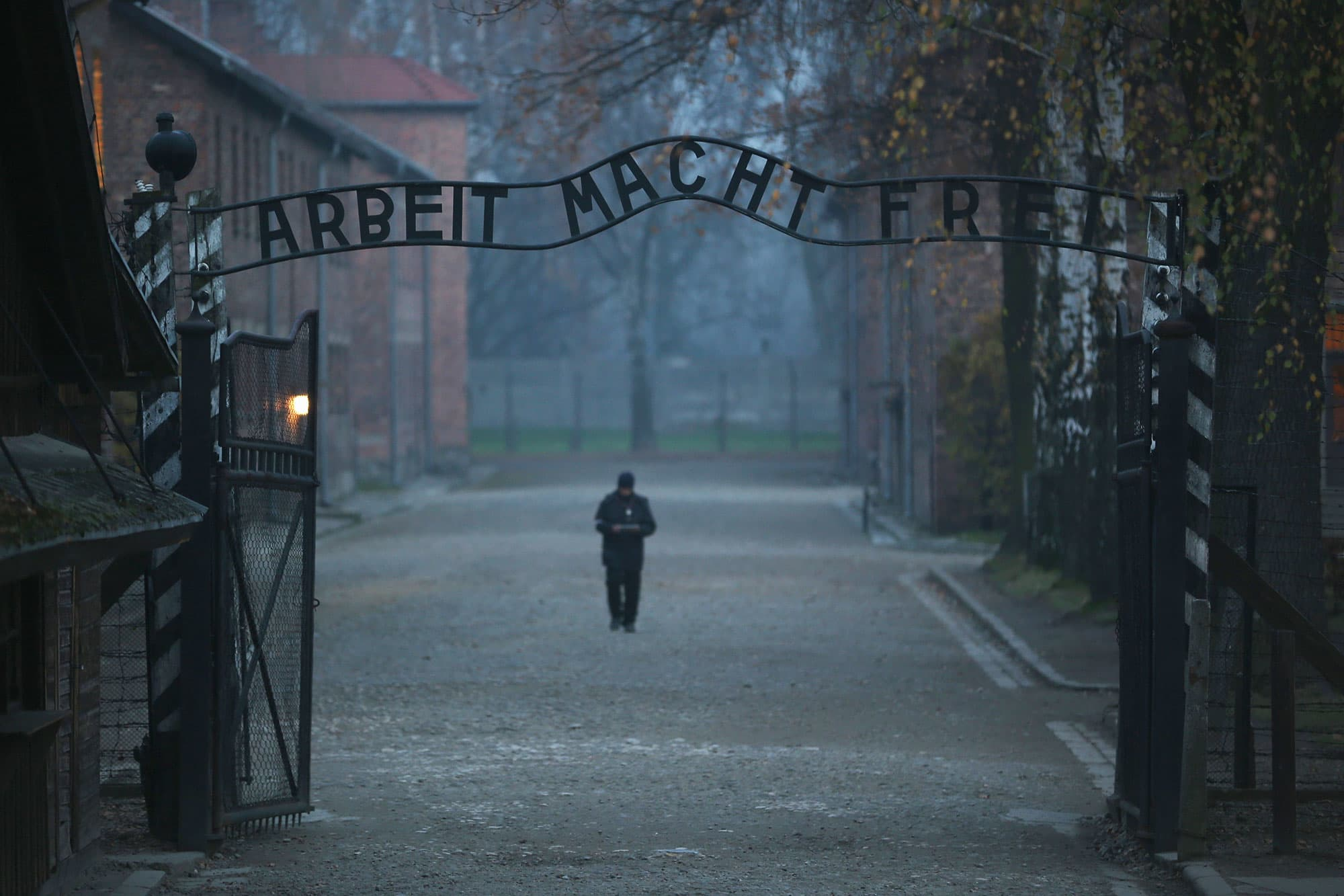 Amazon removes Auschwitz-themed holiday decorations, bottle openers and fridge magnets