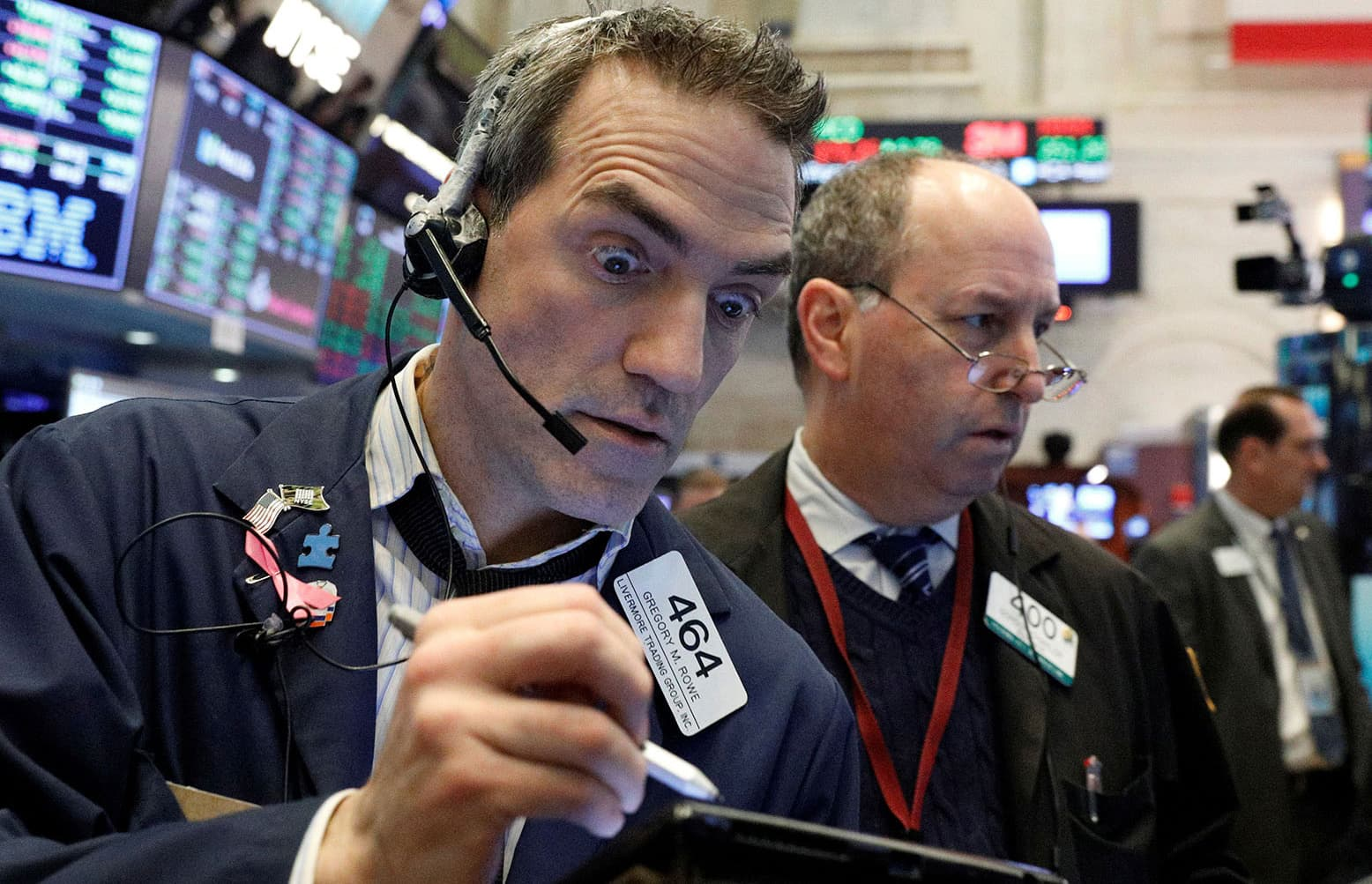 Stocks appear detached from reality, rallying in anticipation of two things that may not happen