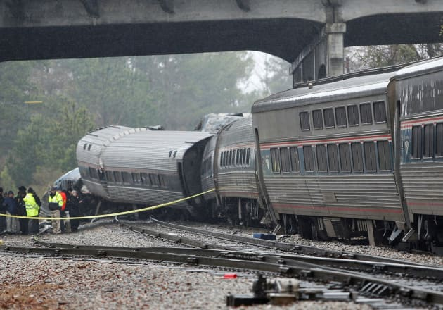 Even when not at fault, Amtrak can bear cost of accidents