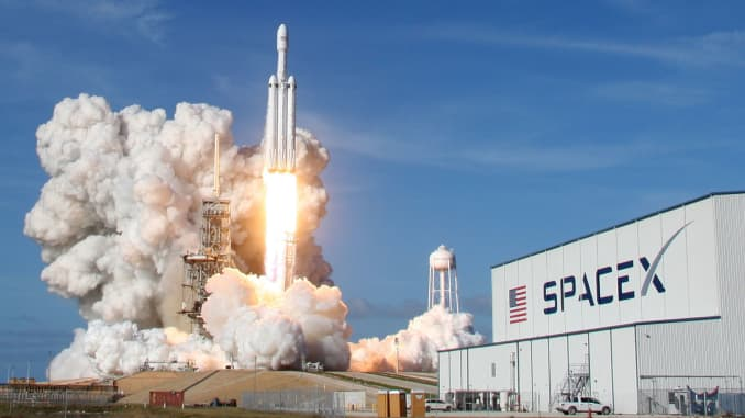 Equidate: SpaceX $27 billion valuation shows 'unlimited