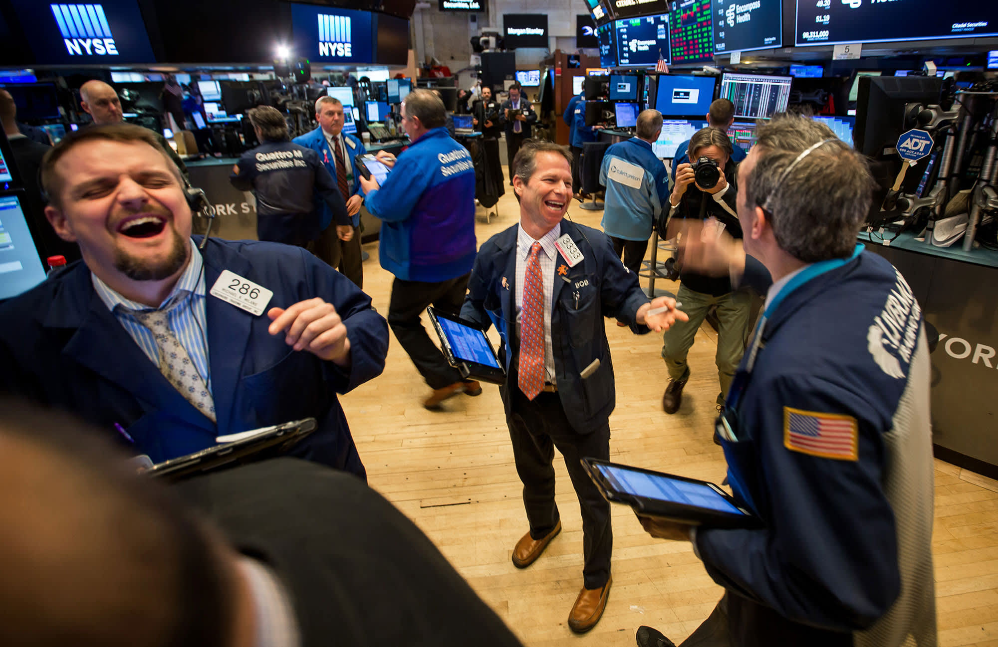 Here's what happened to the stock market on Wednesday