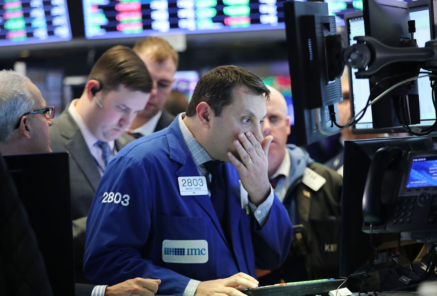 3 Things You Should Never Do When The Stock Market Tanks