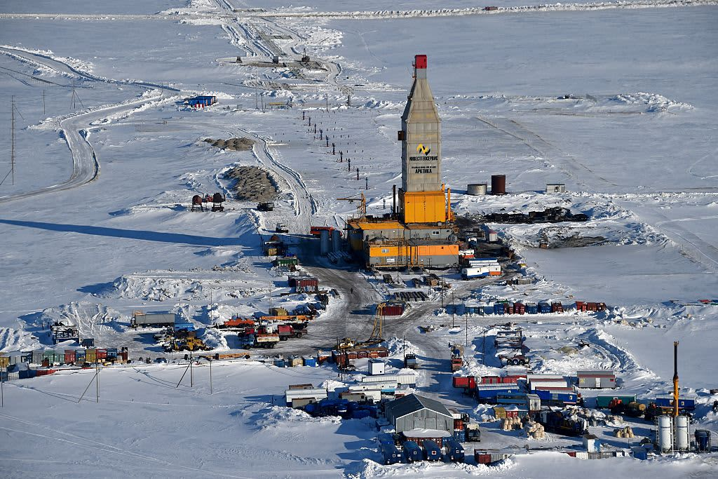 Russia opens Siberian pipeline to China as Beijing expands its influence in the Arctic