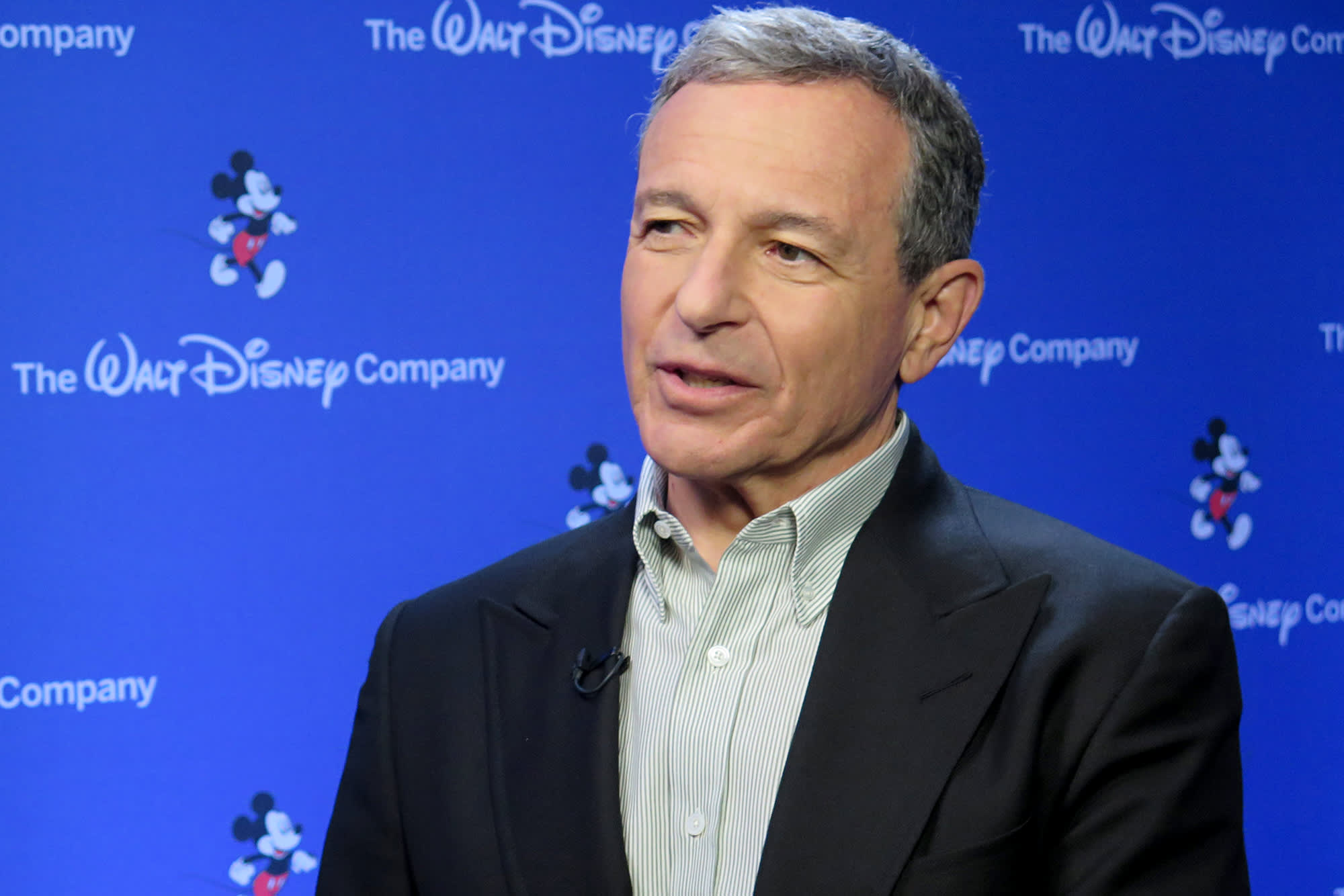 Bob Iger explains why he's sticking around at Disney after leaving CEO role