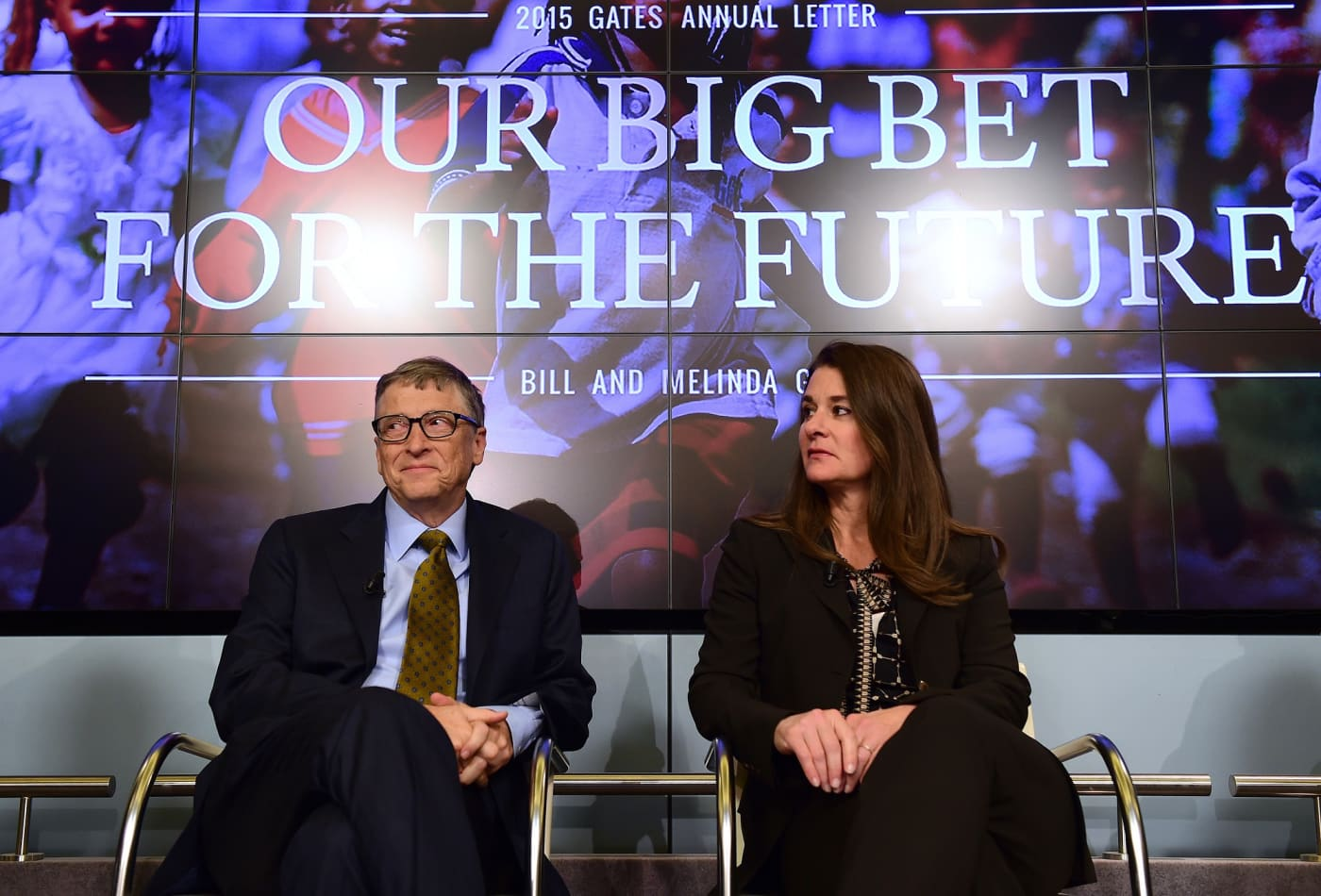Bill and Melinda Gates have spent billions trying to fix U.S. public education but say it's not having the impact they want